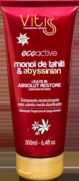 Leave in Monoï de Tahiti Vitiss