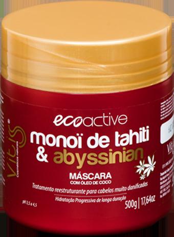 Máscara Capilar Monoï de Tahiti Vitiss
