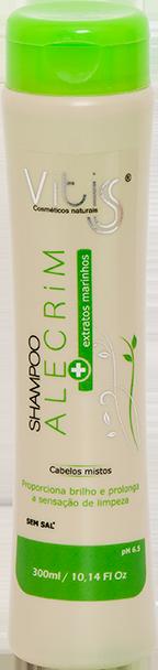 Shampoo Alecrim Vitiss