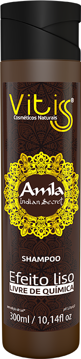Shampoo Amla Indian Secret Vitiss