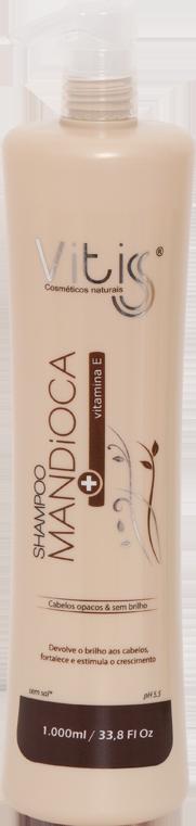 Shampoo Mandioca Vitiss