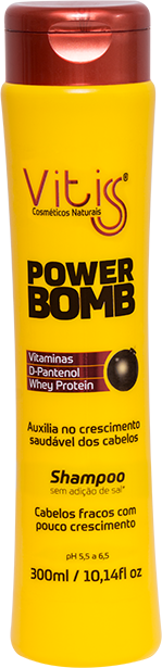Shampoo Power Bomb Vitiss