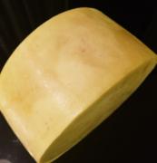Queijo Artesanal ALAGOA - 5,500 Kg - PREMIADO Maturado 30 Dias