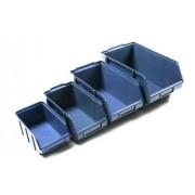 Caixa Plástica Empilháveis Várias Medidas
