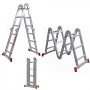 Escada Articulada de Alumínio