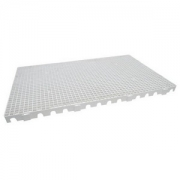Estrado Plástico 100x60cm Branco
