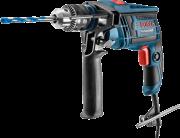 Furadeira Impacto 650w Gsb 13 Re + Kit 41 Peças V Line Bosch