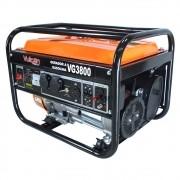 Gerador a Gasolina VG3800 2,8kVA Monofásico 4 Tempos Partida Manual Vulcan