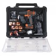 Kit Ferramentas 6 em 1 Matrix 20V Black Decker