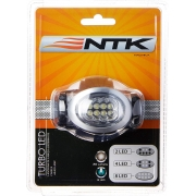 Lanterna Turbo 8 Leds NTK