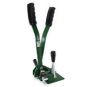 Máquina Seladora Selo Metálico Fita Arquear Verde 13/16mm