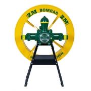 Roda D'água 1x0,15M Com Bomba Hidráulica ZM 44 Com Cavalete