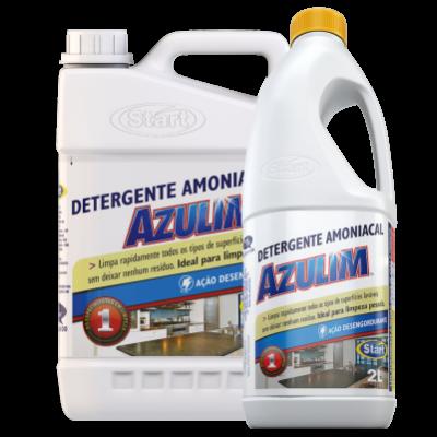 Azulim Detergente Amonical Start