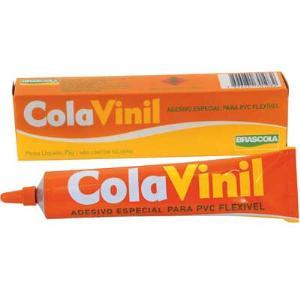 Cola Brascola Vinil para PCV Flexível