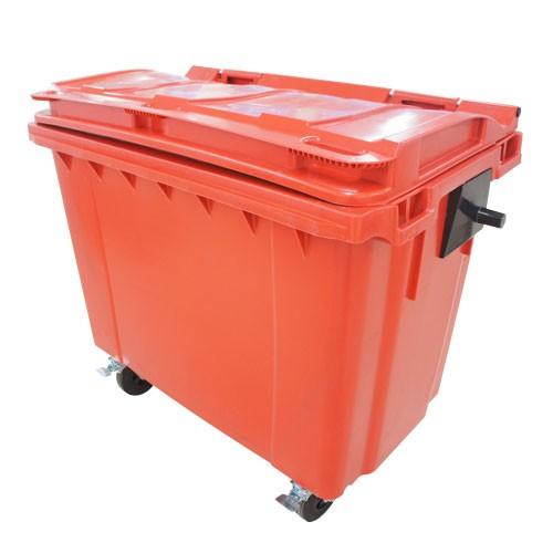 Container Plástico 1000 Litros