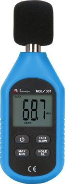 Decibelímetro Digital Minipa MSL-1301