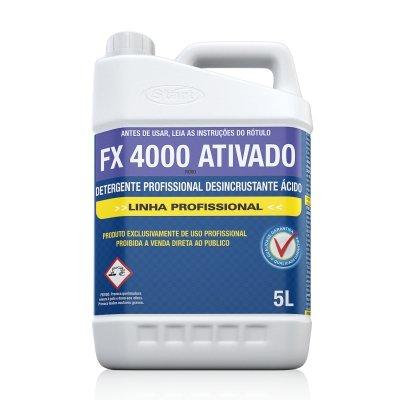 Detergente Profissional FX 400 Ativado Start