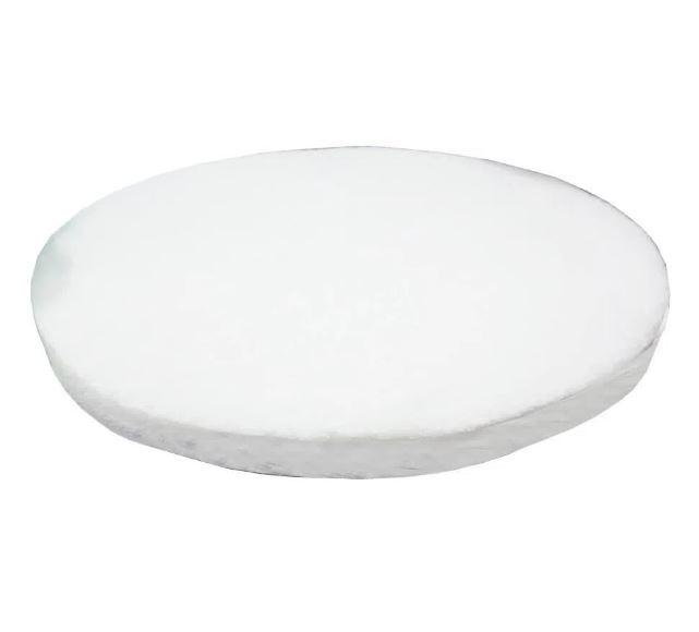 Disco Lustrador Marrom/Branco Bettanin Diversos Tamanhos