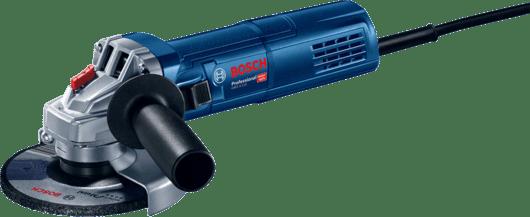 Esmerilhadeira Angular GWS 9-125s 900W 220V com controle de velocidade Bosch