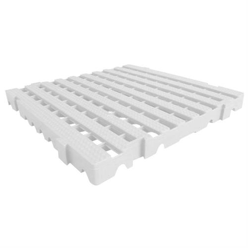 Estrado Plástico 50x50cm Branco