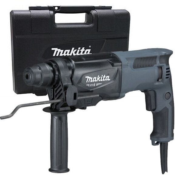 """Furadeira Martelete Combinado M8701G 800W 1"""" 220V Makita"""