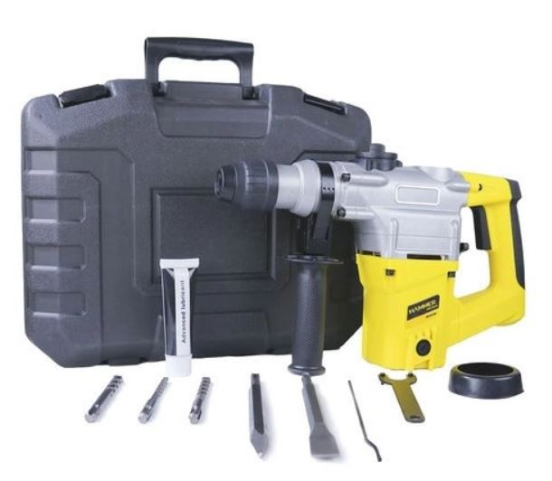 Furadeira Martelete Rotativo 900W 220V Hammer