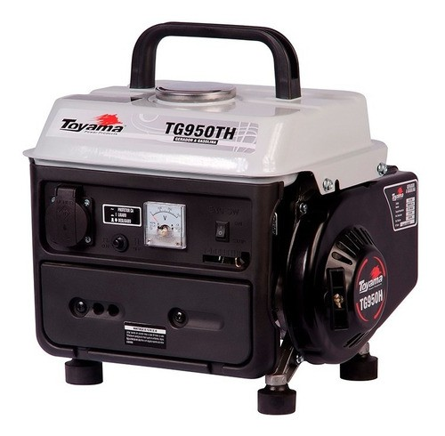 Gerador a Gasolina TG950TH 800W 220V Toyama