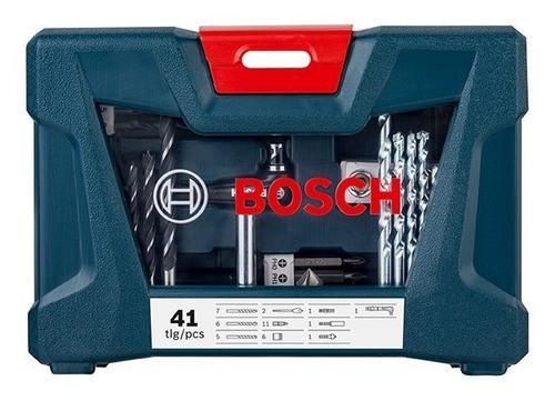 Kit Ferramentas 41 pecas V Line Bosch