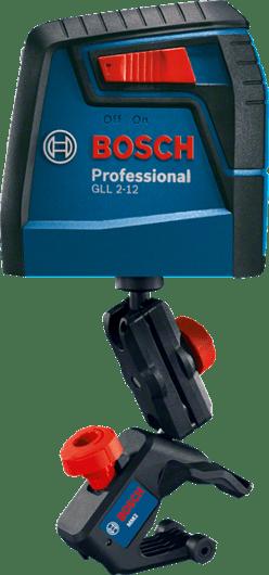 Nivel Laser GLL 2-12 Vermelho