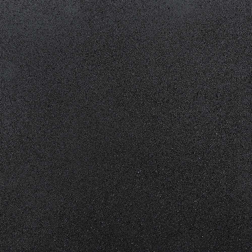 Piso Placa de Borracha Academia 1X1M 15MM Espessura Preto