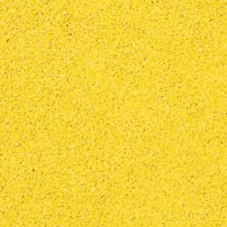 Piso Placa de Borracha Academia 50X50M 15MM Espessura Amarelo