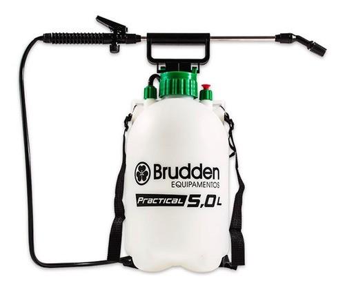 Pulverizador de Pressao Manual 5 Litros Brudden