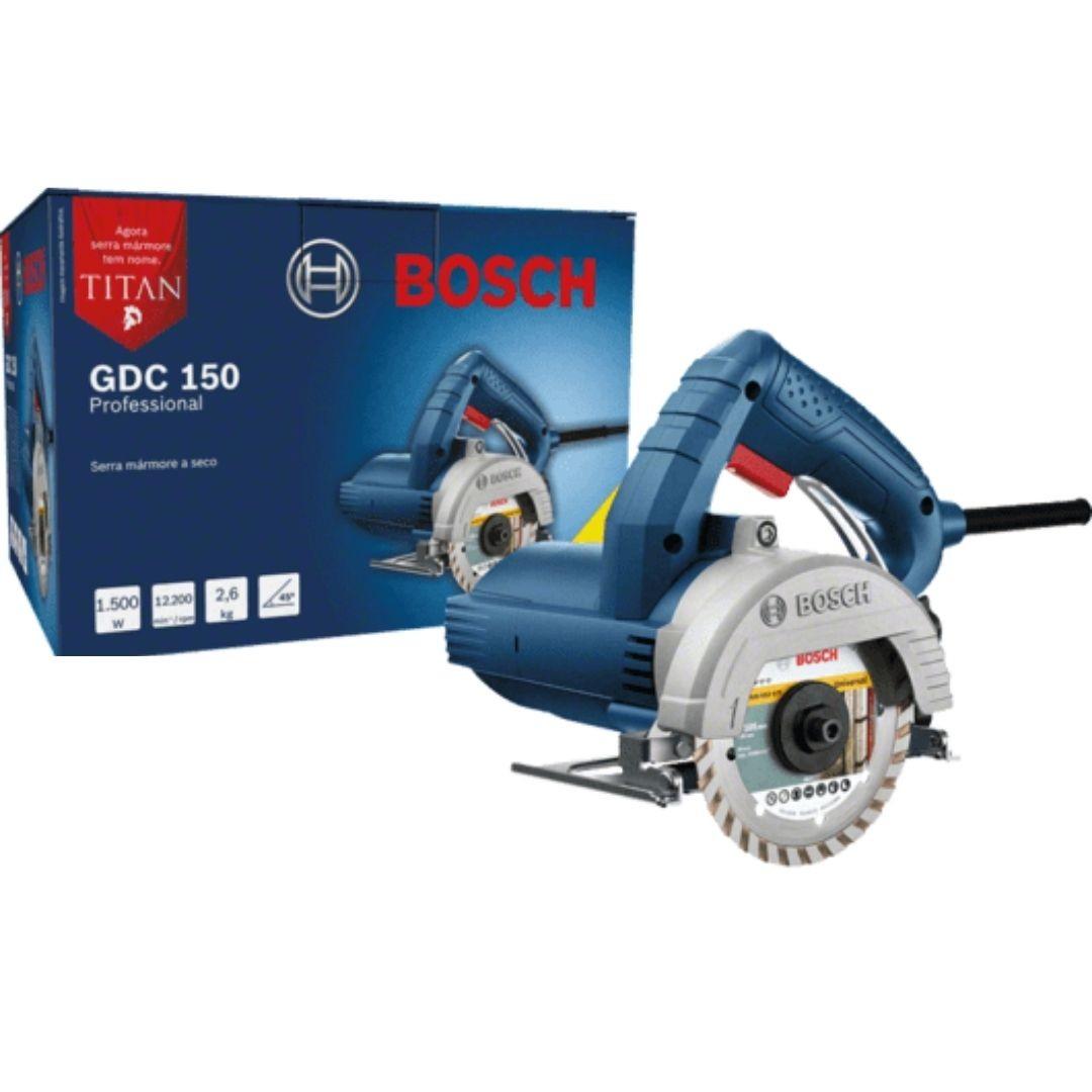 Serra Marmore GDC 150 1500W 220V Bosch