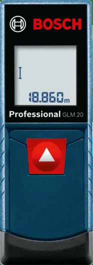Trena a Laser GLM 20 20 Metros Bosch