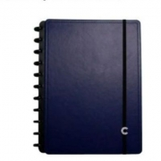Caderno Inteligente Dark Blue M