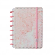 Caderno Inteligente Pink Marble Dream