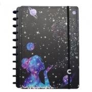 Caderno Inteligente Poeira das Estrelas G