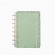 Caderno Inteligente Verde Pastel M