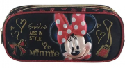Estojo Duplo Minnie Mouse Y1