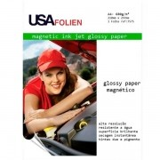 Glossy Paper Magnético C/01 Fl A4 680 G/m2