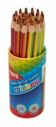 Lápis De Cor Jumbo Rainbow