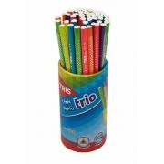 Lápis Preto Trio Neon