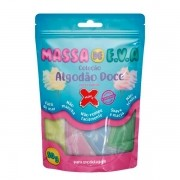 Massa De Eva Colorida 50grs 5 Cores Tom Pastel