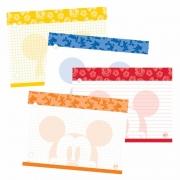 Refil de Fichas para mini Ficheiro Mickey