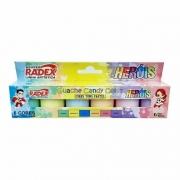 Tinta Guache Candy Color Heróis