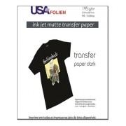 Transfer Paper Dark C/ 5 Fls A4 195 G/m2