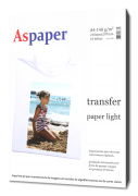 Transfer Paper Light C/ 10 Fls A4 140 G/m2