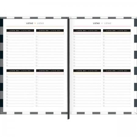Agenda Planner Xadrez West Village 2021