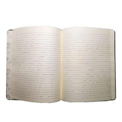 Caderno Harry Potter Sonserina