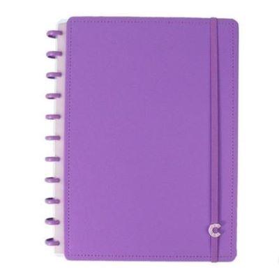 Caderno Inteligente All Purple M